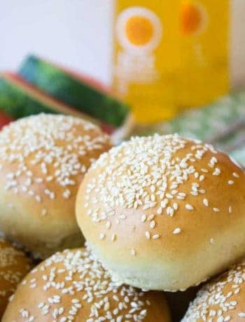 Homemade hamburger buns are so much better than anything you can buy at the store! beyondthechickencoop.com