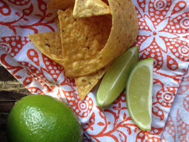 Chips and Limes