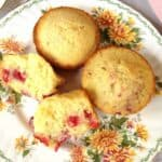 Raspberry Lemon Muffin