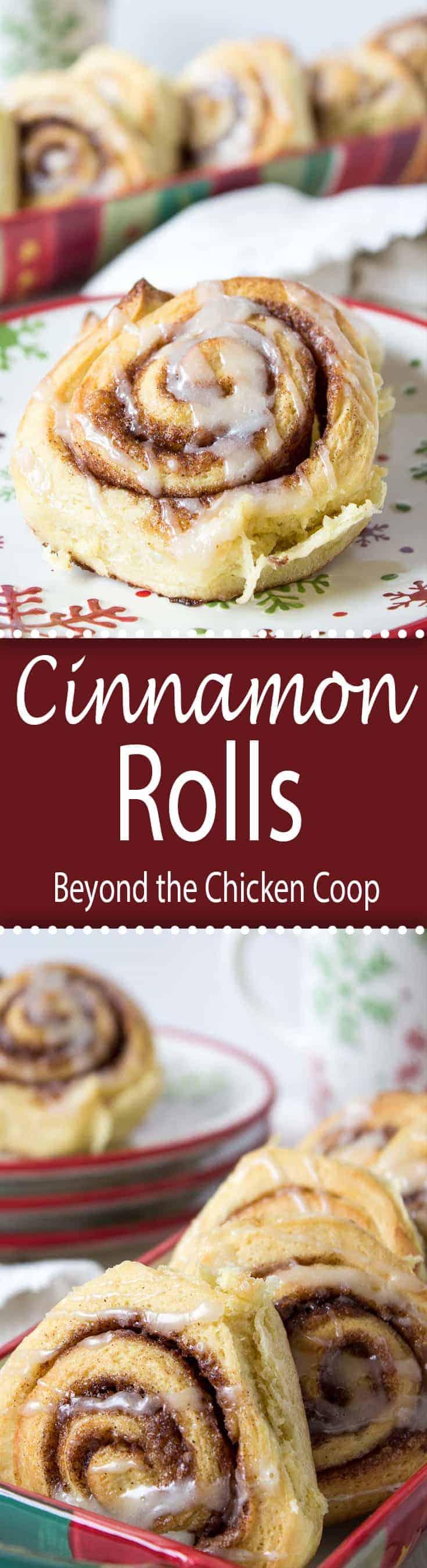Delicious homemade cinnamon rolls. #cinnamonrolls #baking #cinnamon