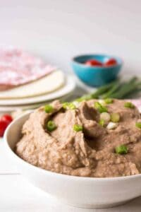 Crock Pot Refried Beans