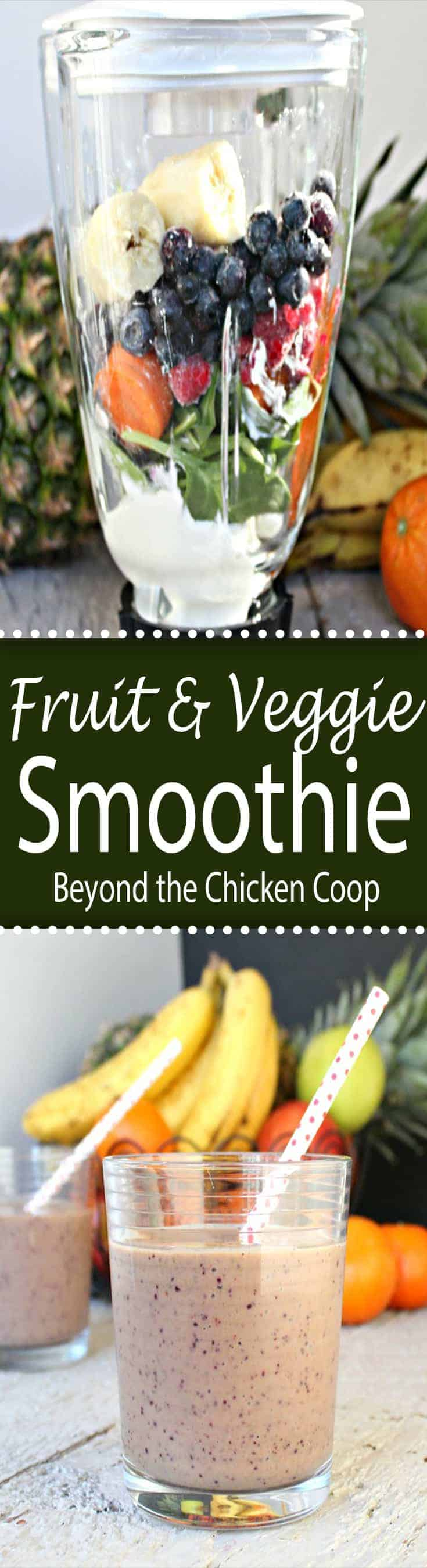 Popular smoothie for barn anmald