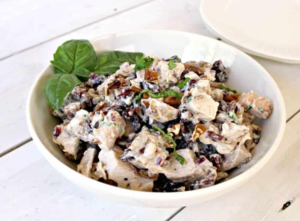 Cranberry Pecan Chicken Salad Beyond The Chicken Coop