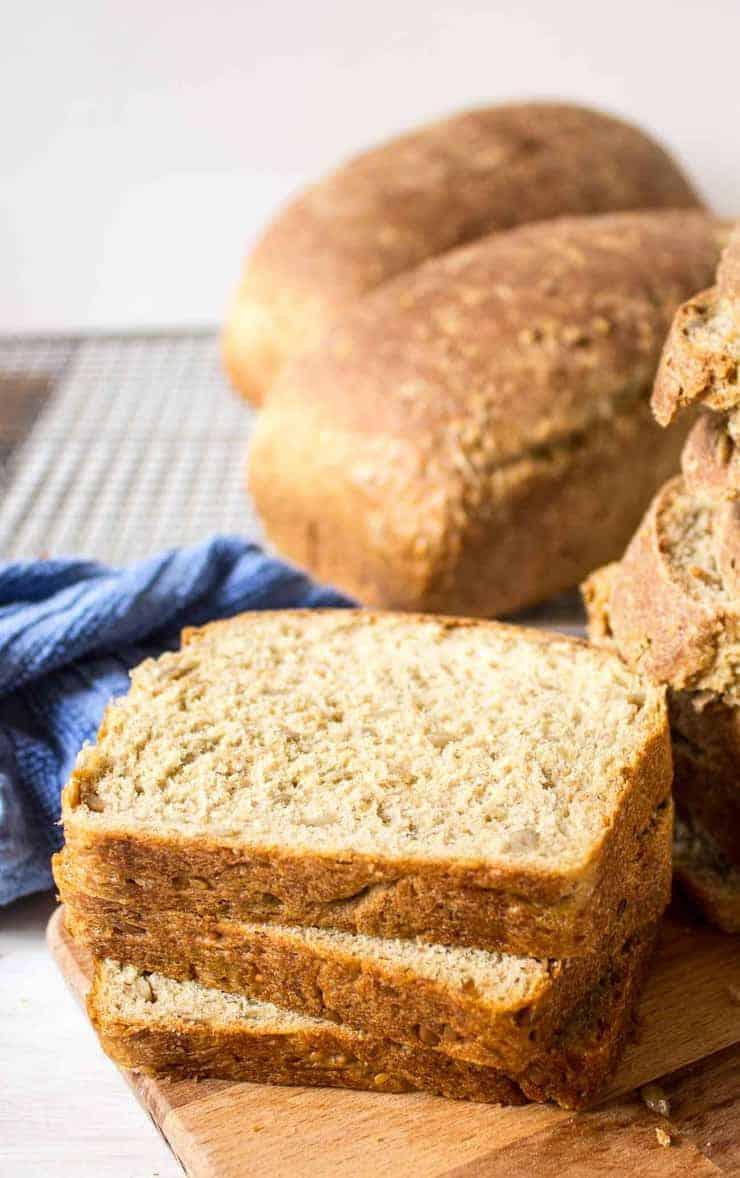 Multigrain Bread - Beyond The Chicken Coop