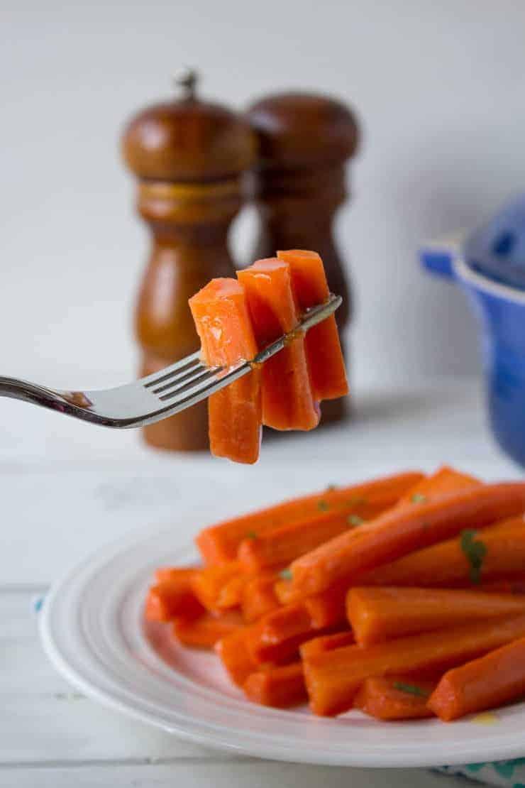 Honey-Ginger Glazed Carrots recommend