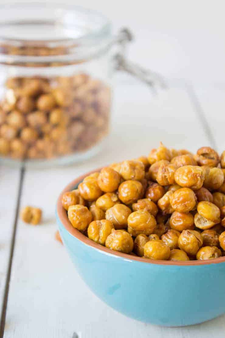 Great Roasted Chickpeas