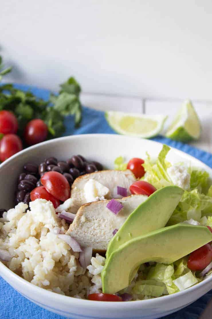 how to cook black beans for burrito bowl