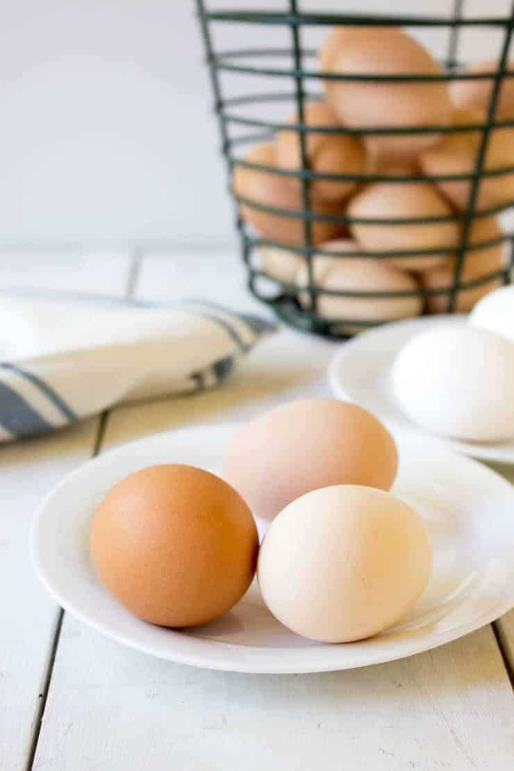 Free Range Eggs vs store bought eggs
