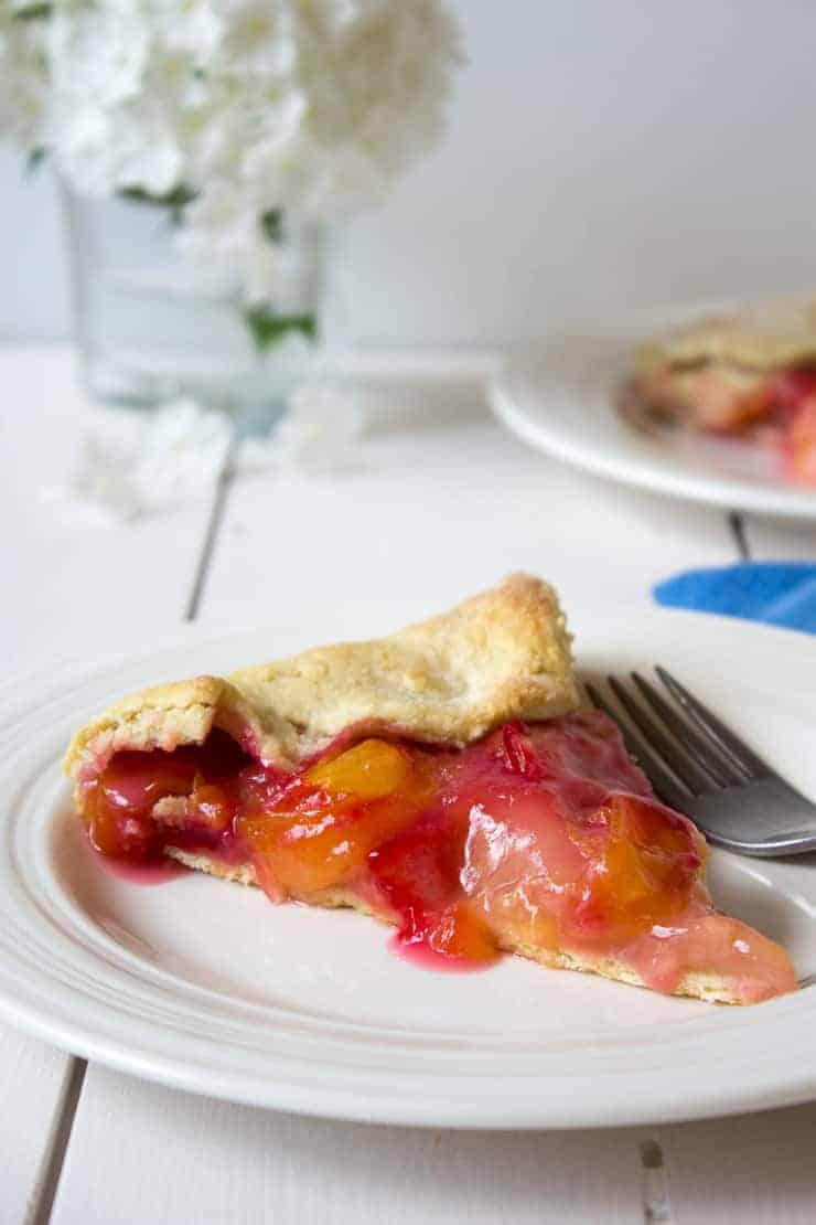 Plum Gallette
