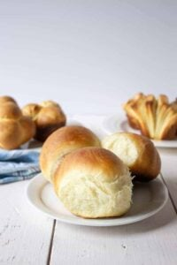 Homemade Dinner Rolls are a delicious touch to any meal.