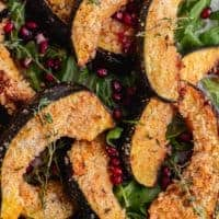 Roasted Squash with Crunchy Panko Coating • The Cook Report
